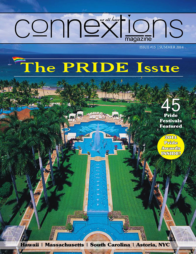Connextions Magazine - The Pride Issue