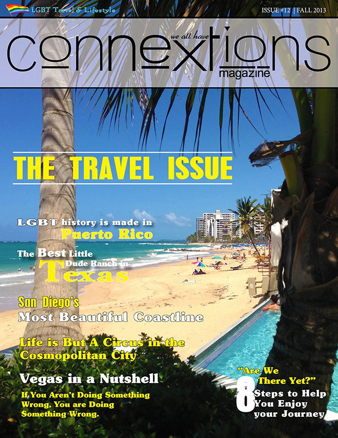 Connextions Magazine - The Travel Issue