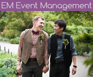 New York Gay Wedding Planner