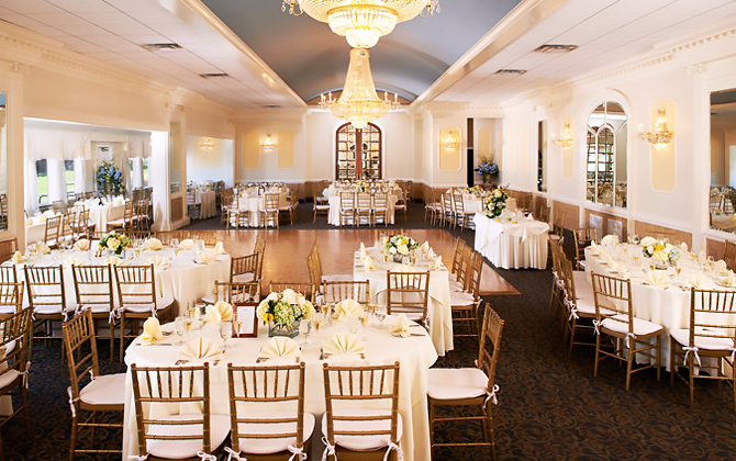 Lessings At Smithtown Landing Country Club New York LGBT Wedding Venue Reception Hall And