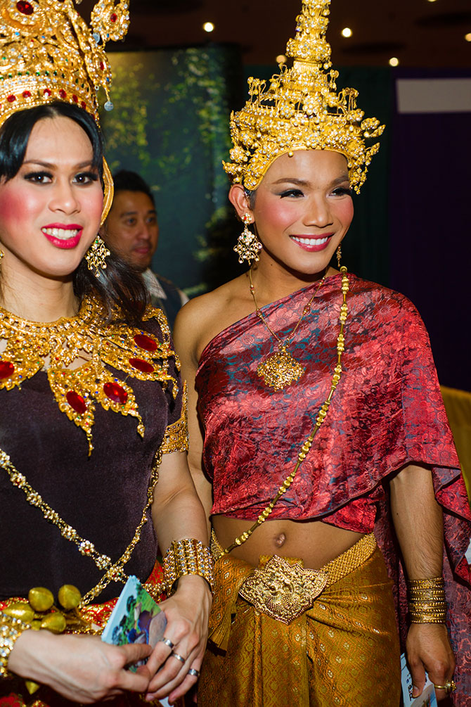 The LGBT Expo - Transgenders in Asian Garb