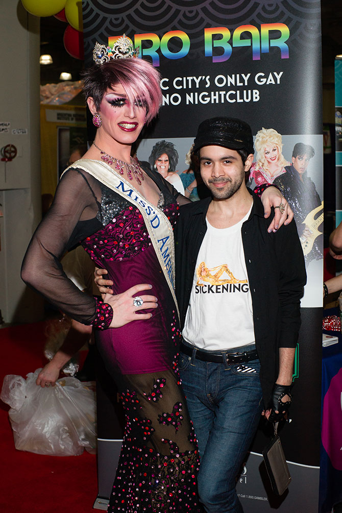 The LGBT Expo - Transvestite