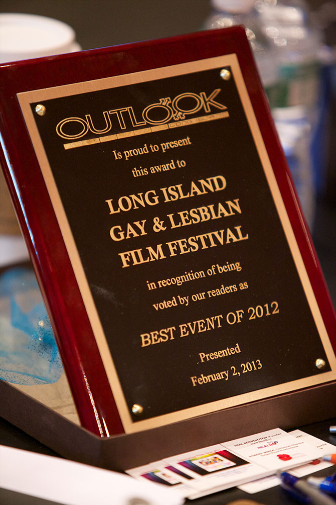 The LGBT Expo - Long Island Gay & Lesbian Film Festival Plague
