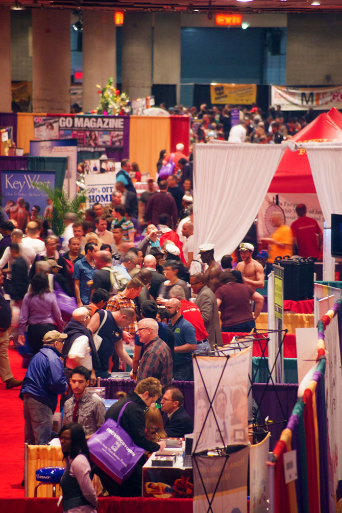 The LGBT Expo - Over 300 Exhibiting Businesses