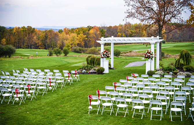 The Links at Union Vale LGBTQ Wedding Reception Venue in New York