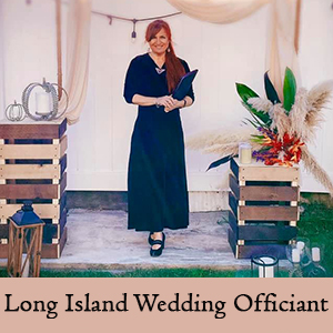 Long Island, New York LGBT Wedding Officiant