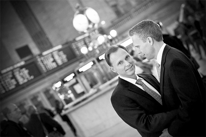 Matthew Knip Photography - LGBT couple wedding location photography