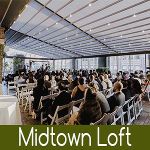 Manhattan, New York LGBT Friendly Wedding Receptions