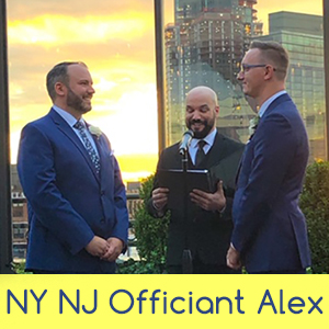 New Jersey LGBT Marriage Officiant