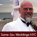 nyc gay wedding officiant
