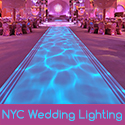 Manhattan New York City Gay Wedding Lighting
