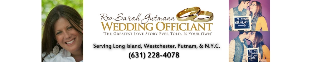 Ny gay marriage officiants ny lgbt weddings new york for Wedding officiant long island