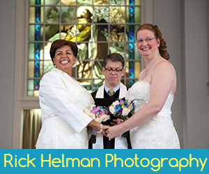 New York Gay and Lesbian Wedding Photographer and Video