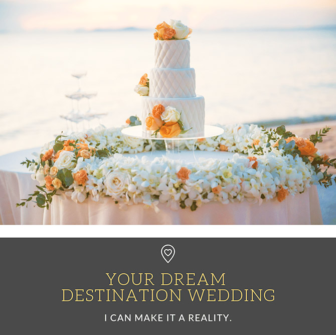 Dream Destination Weddings - Something Blue Travels - LGBT Destination Wedding Travel Agent