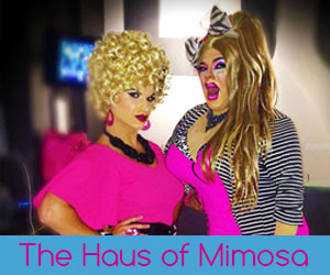 The Haus of Mimosa - Gay & Lesbian Wedding Entertainment
