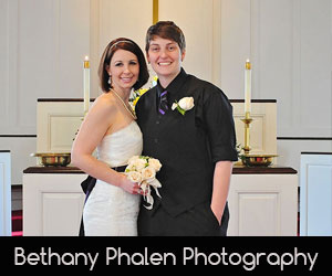 North Carolina Gay and Lesbian Wedding Photographer