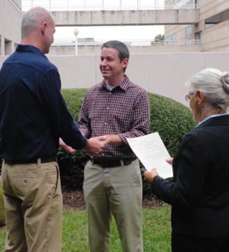 same sex marriage officiants in charlotte nc in Kentucky