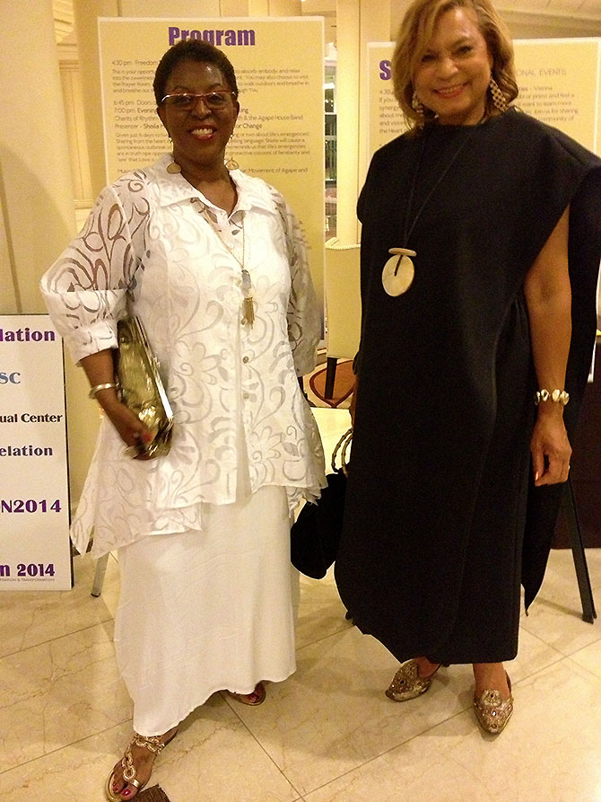Enlightened Ceremonies - Rev. Angela Airall and Guest