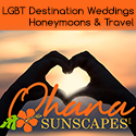 Central North Carolina LGBT Destination Weddings, Honeymoons and Travel