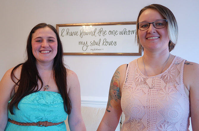 Raleigh, North Carolina LGBT Wedding Officiant -Tiny Weddings by Tina