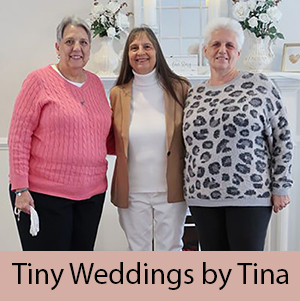 Tiny Weddings by Tina