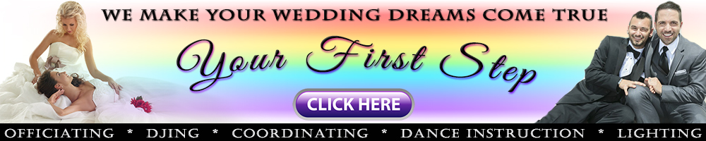 South Carolina Gay Wedding Planner