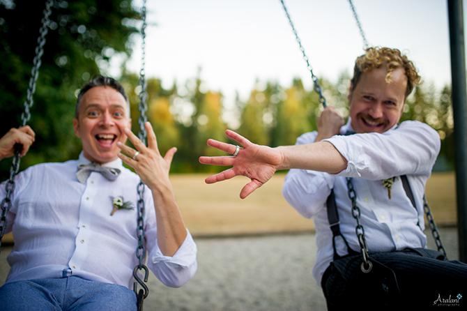 Gay and lesbian wedding oregon