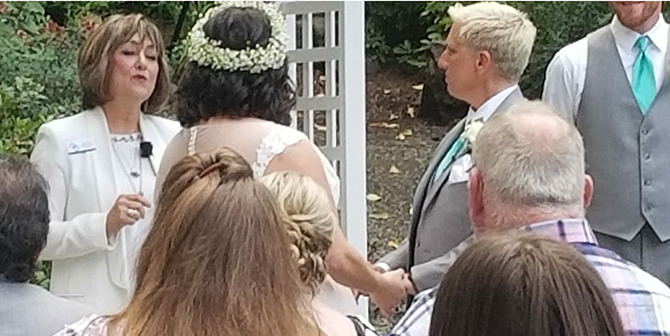 Oregon LGBTQ Weddings - Diva Matters Ministry