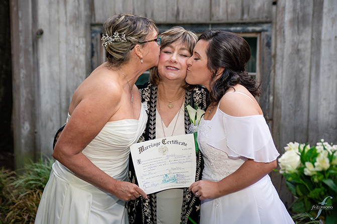 Gay Wedding Officiant - - Diva Matters Ministry