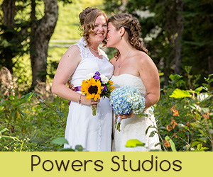 Oregon Gay and Lesbian Wedding Photographer