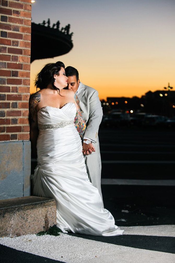 Lgbt Wedding Photographer Allebach Photography