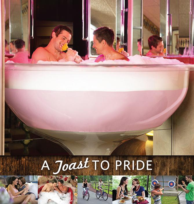 mountain resorts gay Pocono