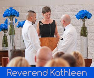 Philadelphia LGBT Wedding Officiant