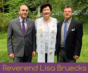 Reverend Lisa Bruecks