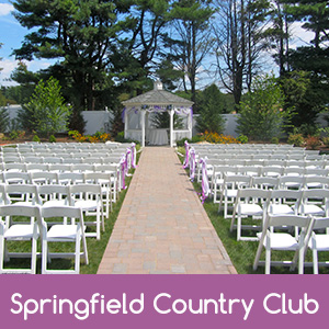 Does the Springfield Country Club in Springfield, Pennsylvania have a spa service?
