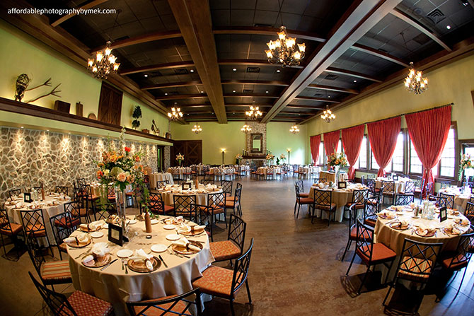 The Inn At Leola Village wedding reception room