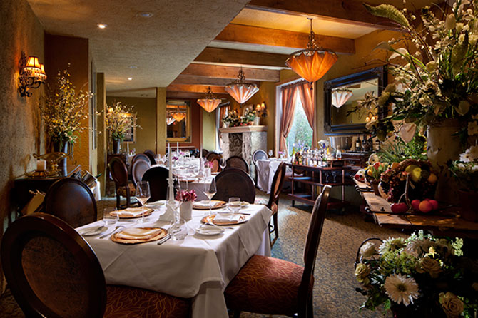 The Inn At Leola Village fine dining
