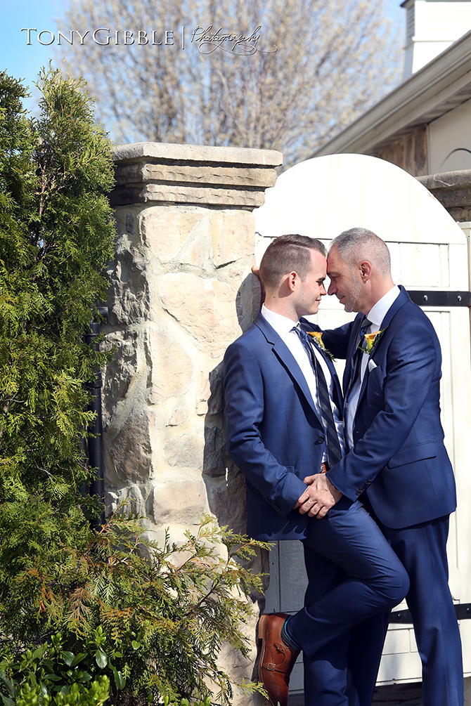 Gay Wedding - Inn at Leola Village