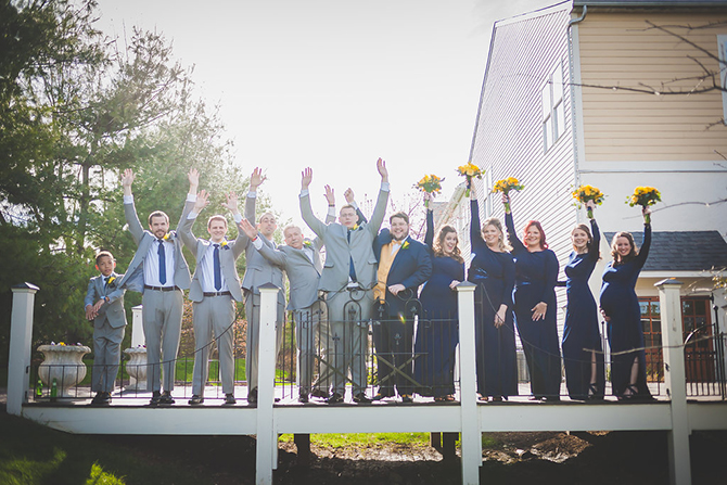 LGBTQ Wedding Ceremony - Inn at Leola Village