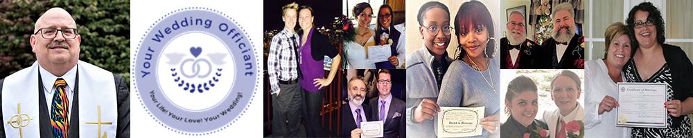 Pennsylvania LGBT Wedding Officiant