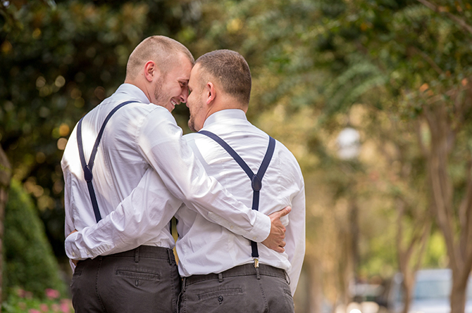 Charleston Lgbt Wedding Photographer Charleston Photo