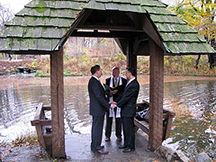 Reverend Will Mercer LGBTQ Wedding Ceremony Officiant