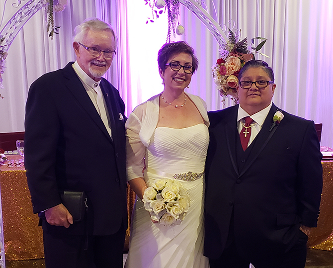 TX LGBT Wedding Ceremony