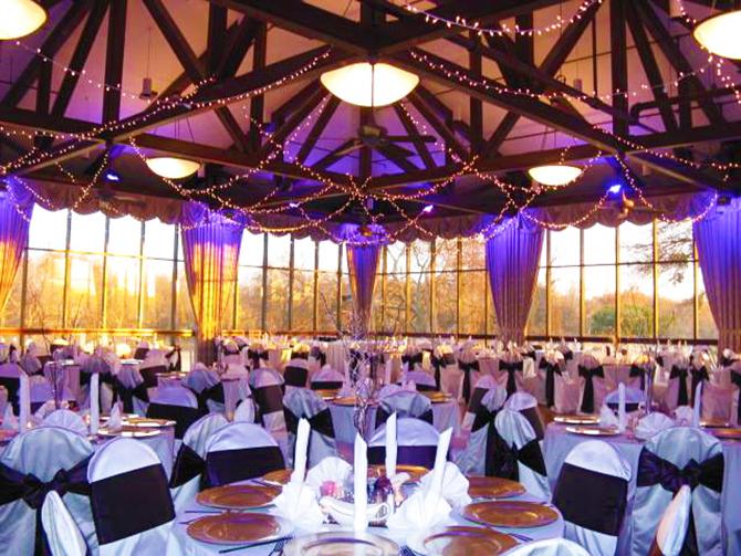 Los Rios Golf Club Wedding Ceremony Site In Plano Texas