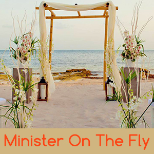Minister On The Fly The Woodlands Texas