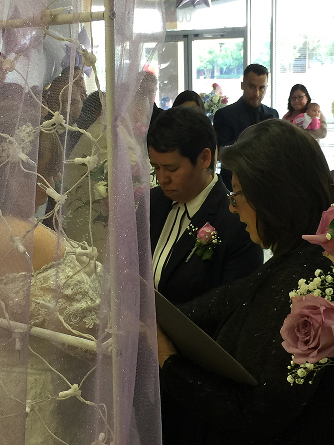 Perfect Blessing Ceremonies LGBT Wedding Officiant in Dallas Houston Austin Texas
