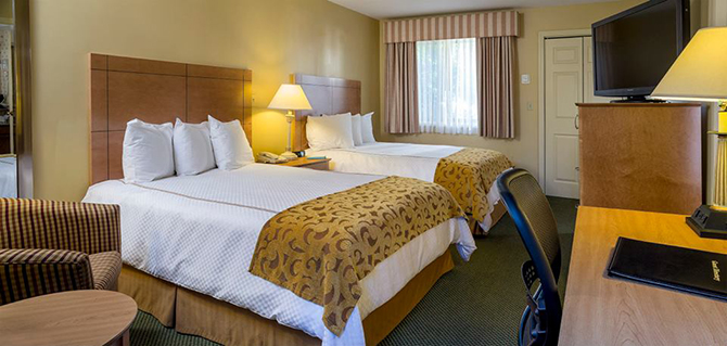 Best Western inn & Suites Rutland Killington LGBT Wedding Hotel in Vermont
