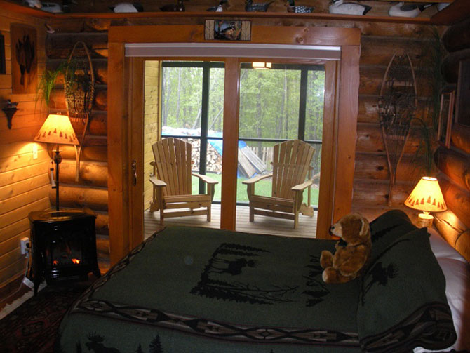 Moose Meadow Lodge - Duck Guestroom