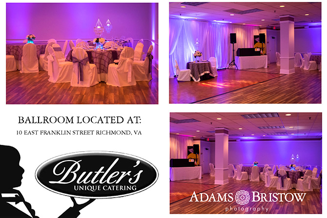 Butler's Unique Catering & Events - Wedding ceremony and reception site