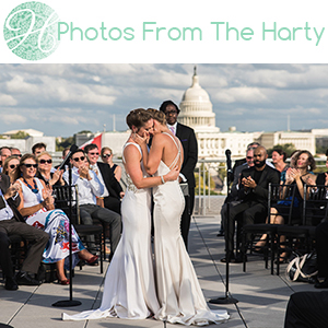 Arlington, Virginia Same Sex Wedding Photographer